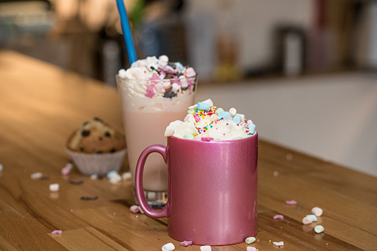 Unicon Latte Tasty